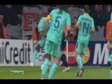 Байер 1-3 Барселона | Обзор матча