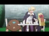 Подручный бездарной Луизы (Подручный Луизы-Нулизы)/ Zero no Tsukaima / Сезон 1 серия 2
